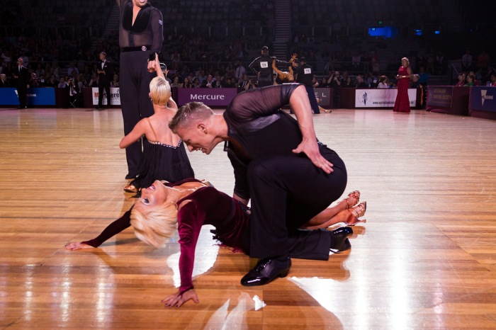The Feather Finish Unofficial guide to the Australian Dancesport Championships